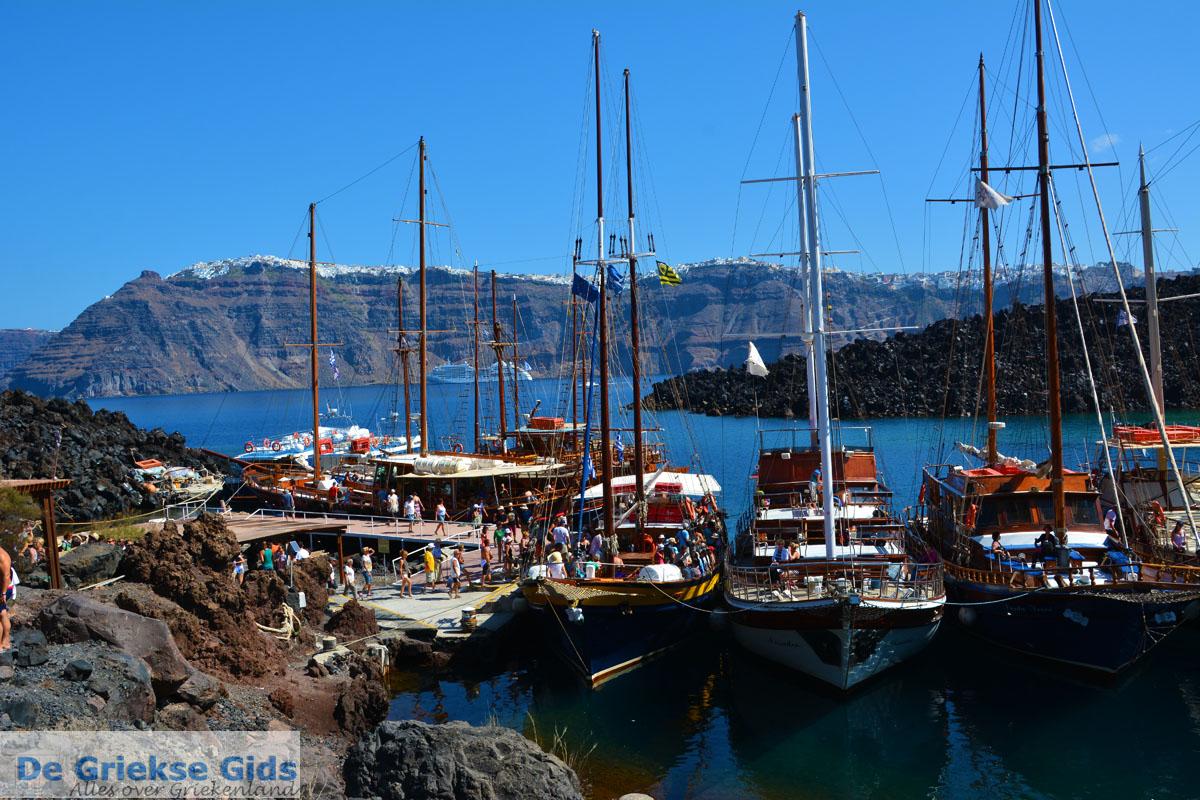 foto Palia en Nea Kameni Santorini | Cycladen Griekenland  | Foto 65