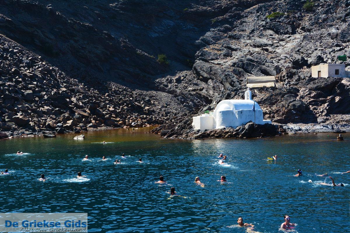 foto Palia en Nea Kameni Santorini | Cycladen Griekenland  | Foto 74