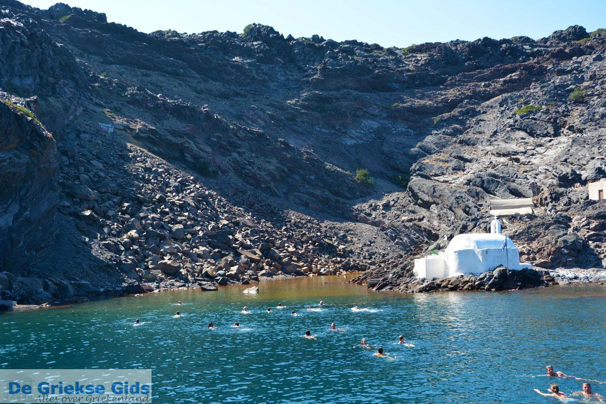 foto Palia en Nea Kameni Santorini | Cycladen Griekenland  | Foto 81