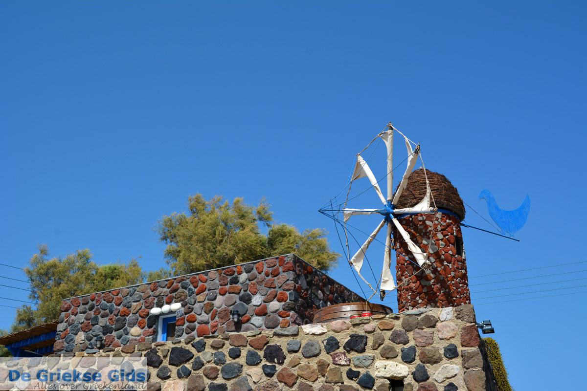 foto Ergens langs de weg op Santorini | Cycladen Griekenland | Foto 19