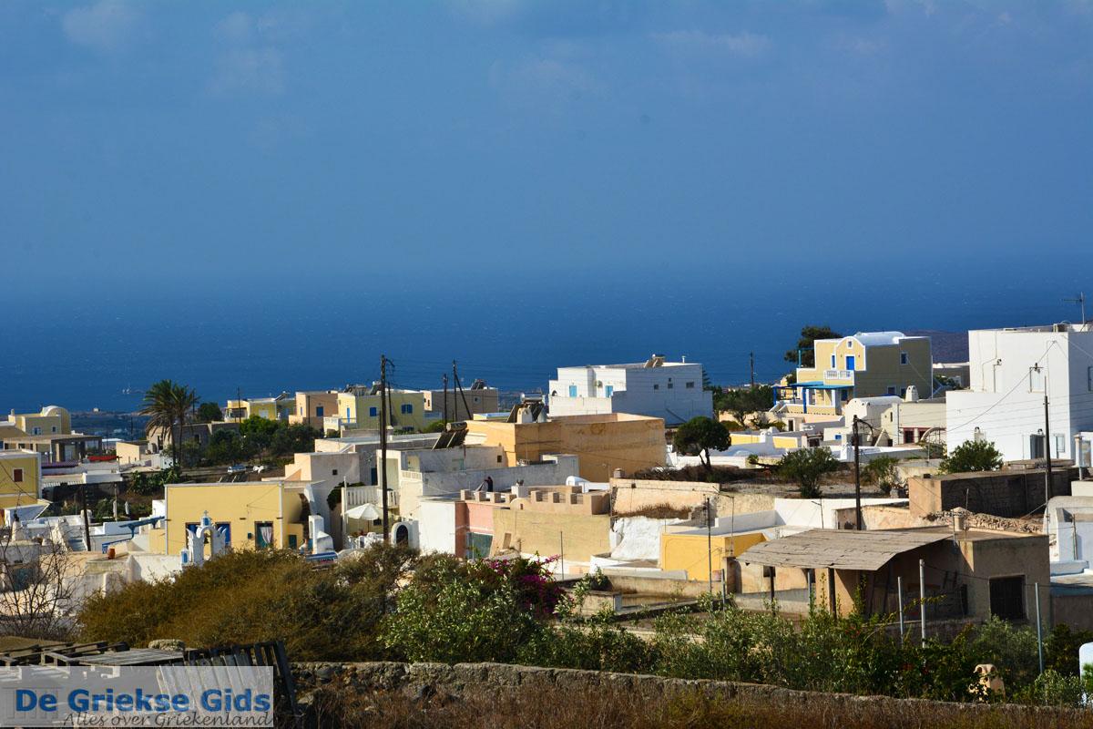 foto Megalochori Santorini | Cycladen Griekenland | Foto 3