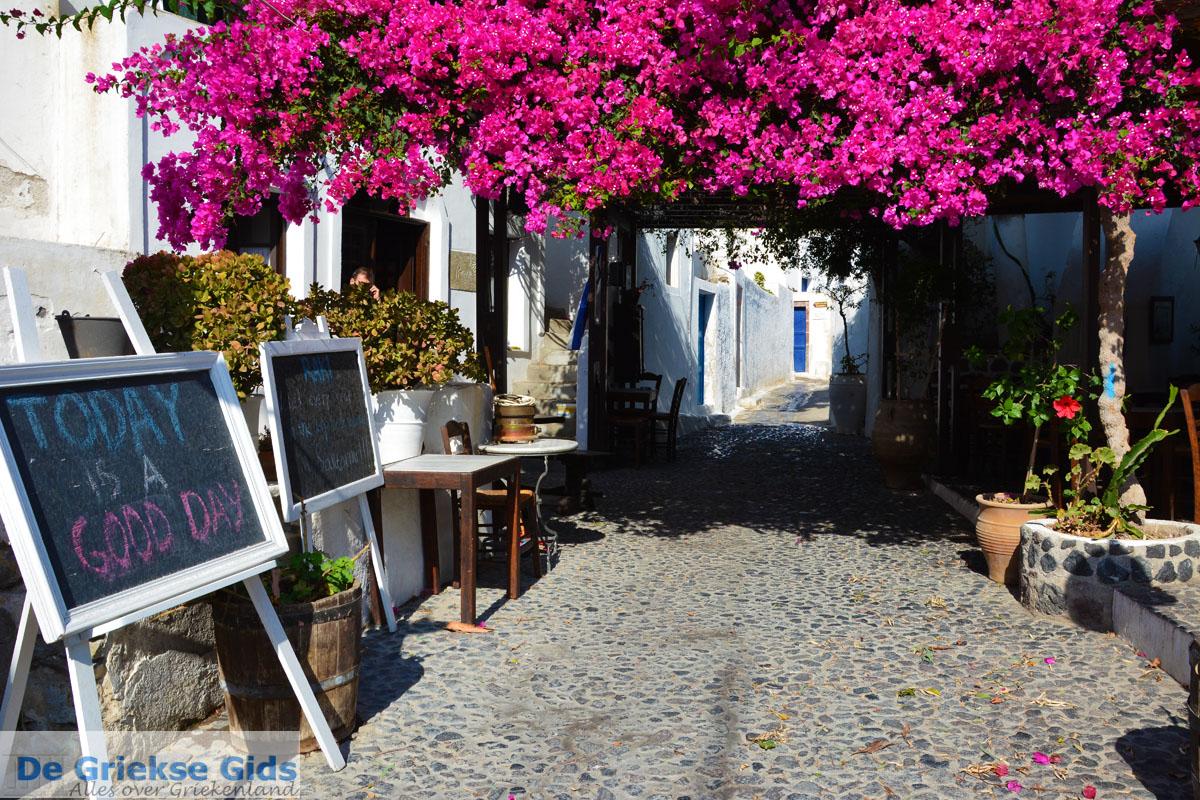 foto Megalochori Santorini | Cycladen Griekenland | Foto 11