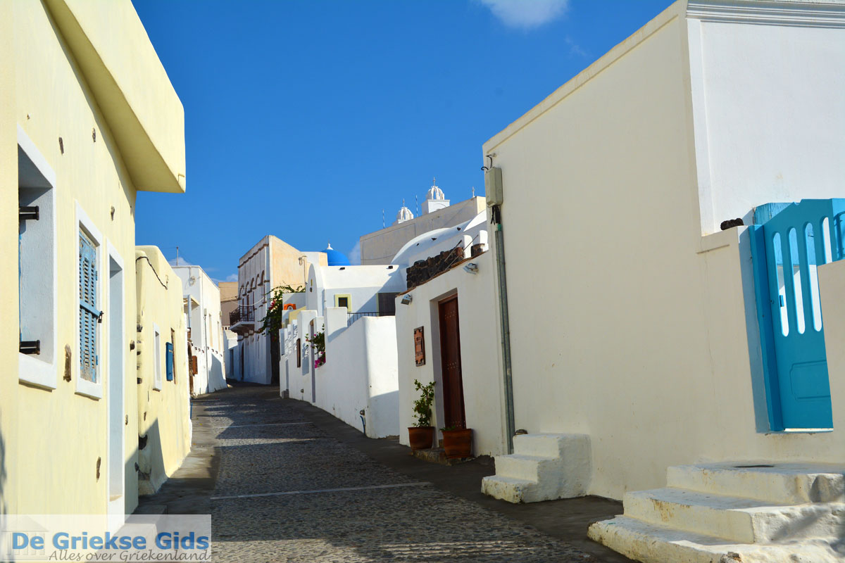 foto Megalochori Santorini | Cycladen Griekenland | Foto 18