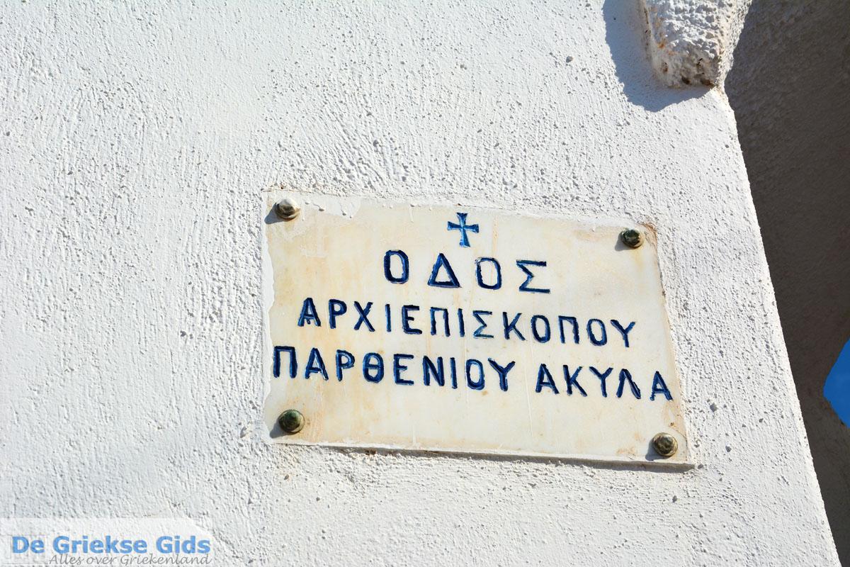 foto Megalochori Santorini | Cycladen Griekenland | Foto 34