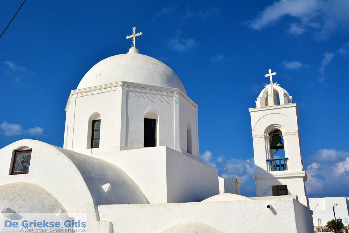 foto Megalochori Santorini | Cycladen Griekenland | Foto 36