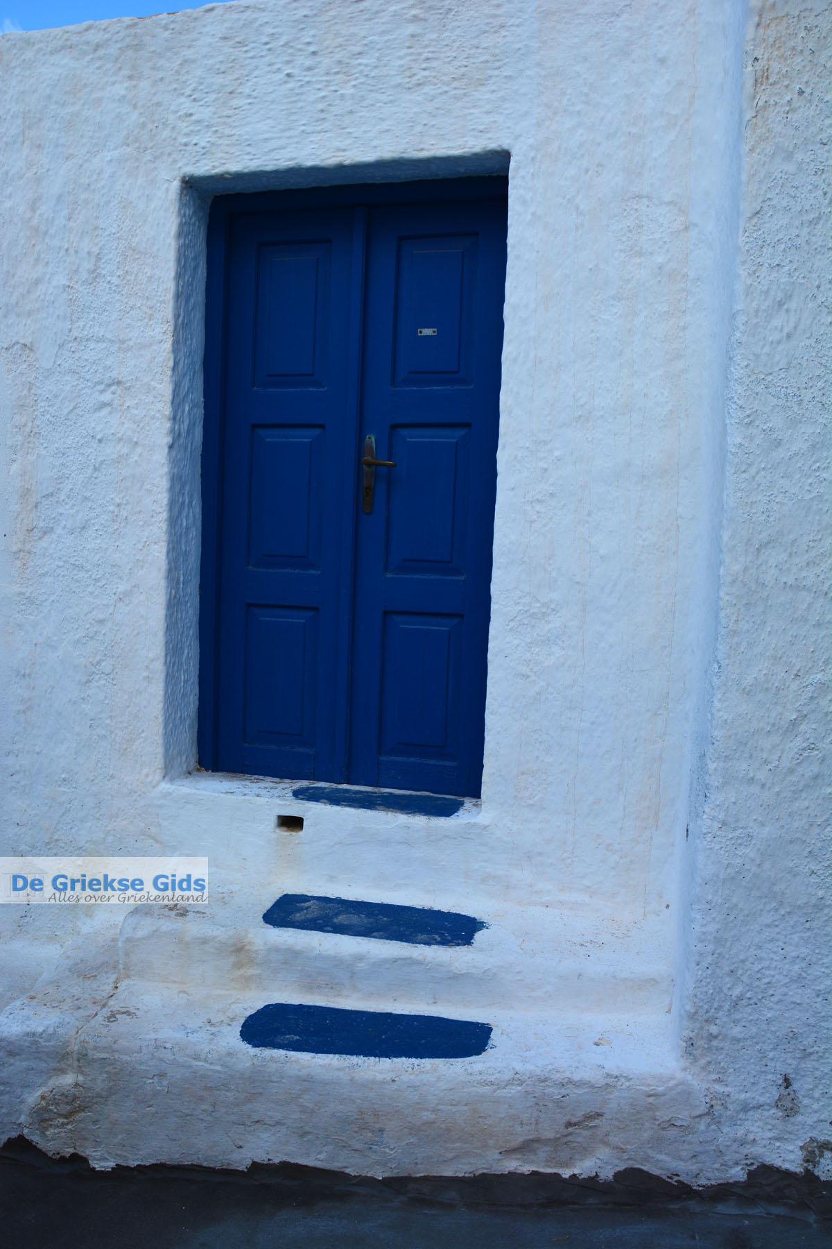 foto Megalochori Santorini | Cycladen Griekenland | Foto 46