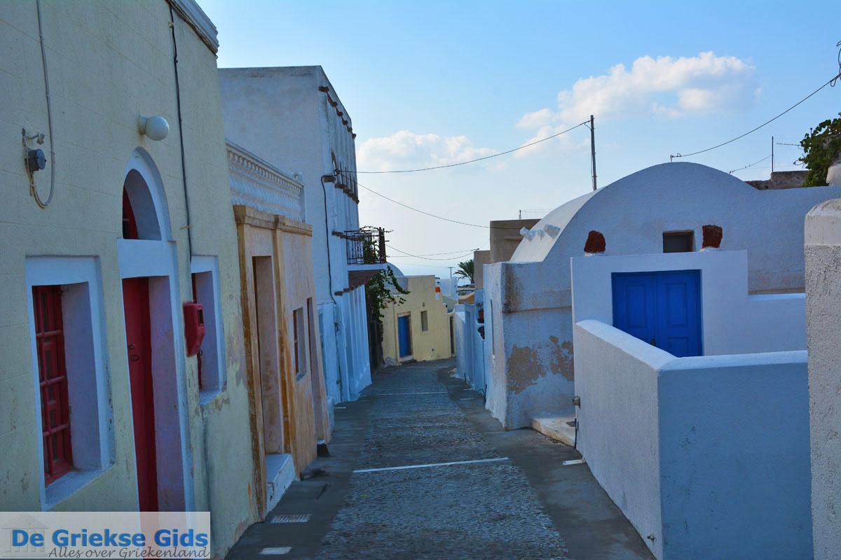 foto Megalochori Santorini | Cycladen Griekenland | Foto 49