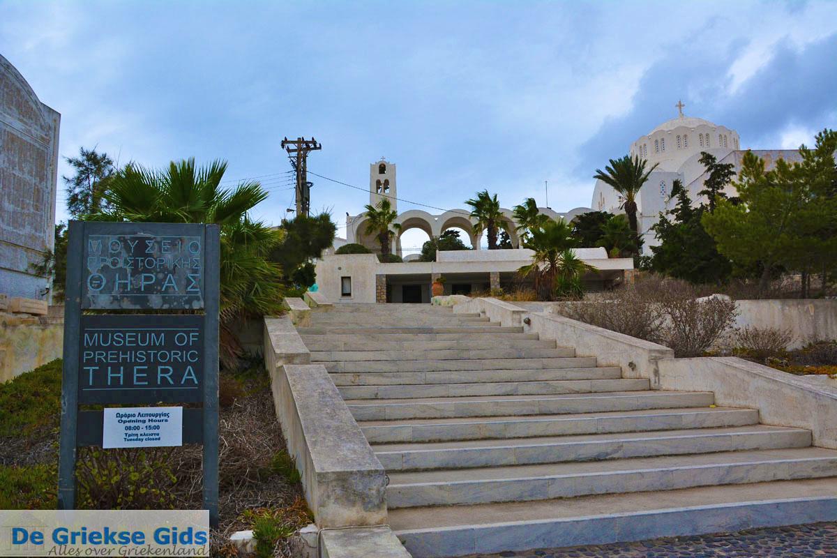 foto Museum Fira Santorini   Cycladen Griekenland   Foto 2