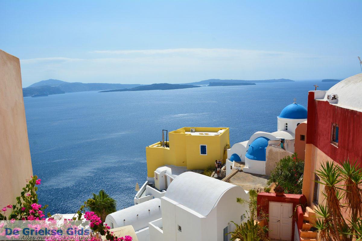 foto Oia Santorini | Cycladen Griekenland | Foto 1016