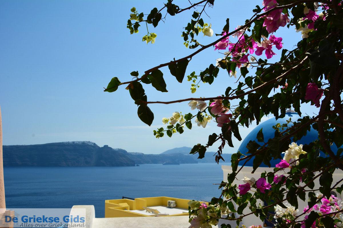 foto Oia Santorini | Cycladen Griekenland | Foto 1019