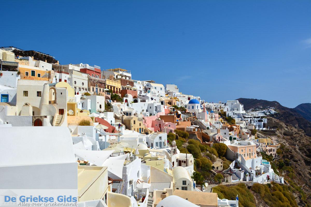 foto Oia Santorini | Cycladen Griekenland | Foto 1020
