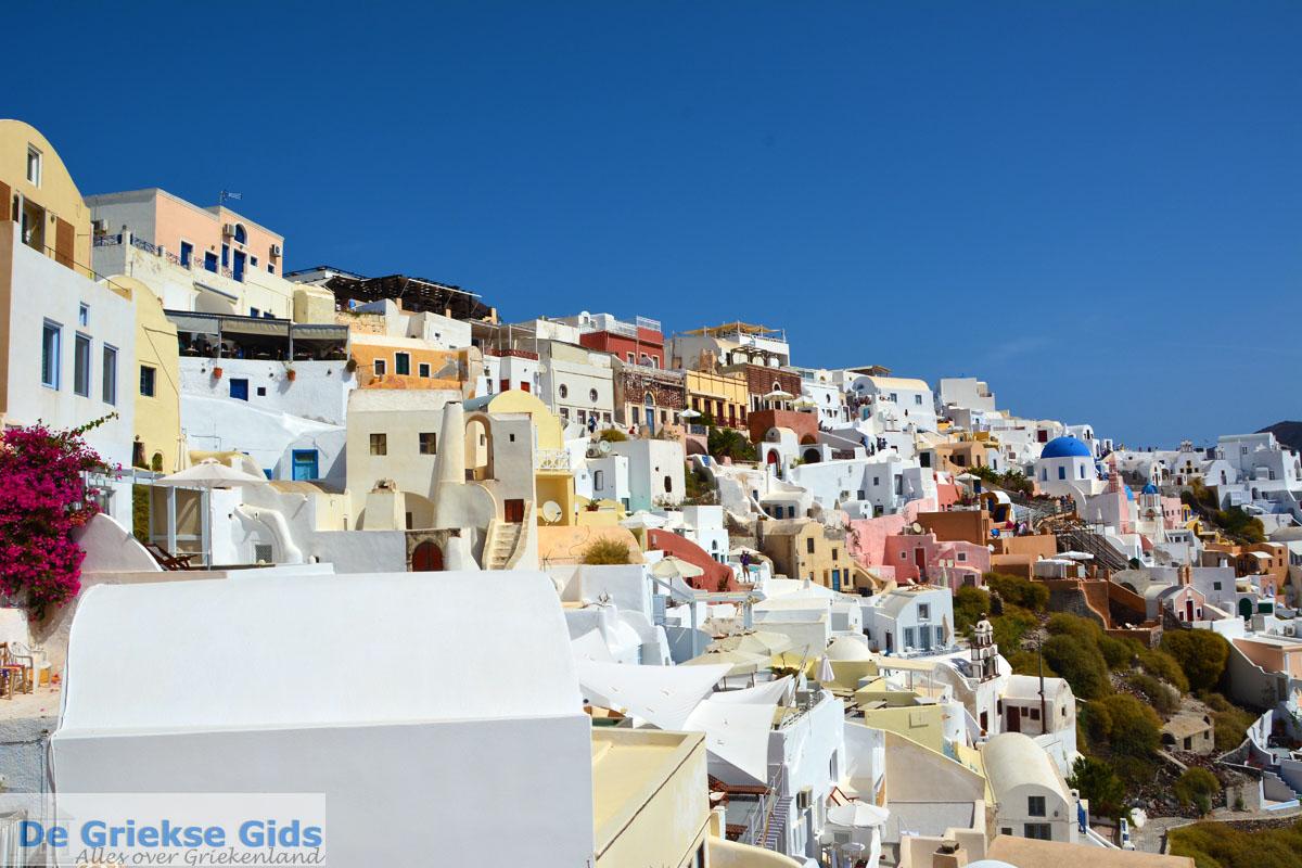 foto Oia Santorini   Cycladen Griekenland   Foto 1023