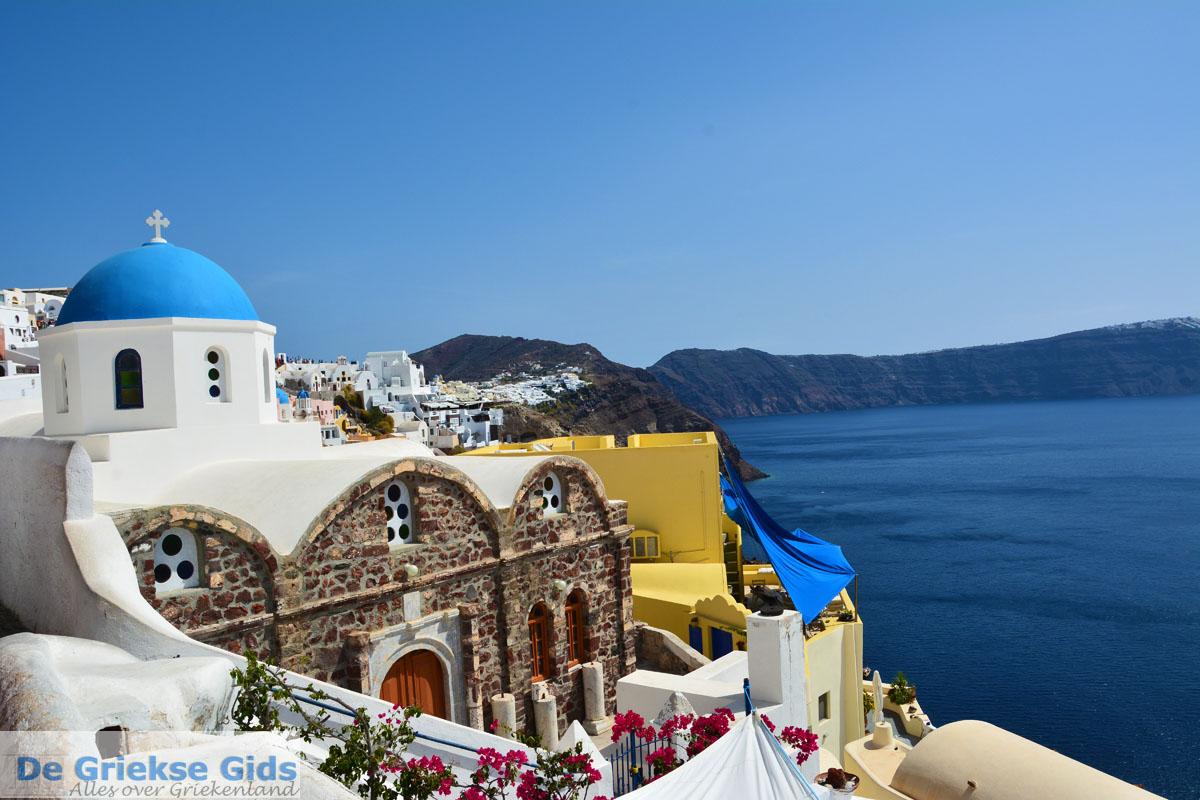 foto Oia Santorini | Cycladen Griekenland | Foto 1034