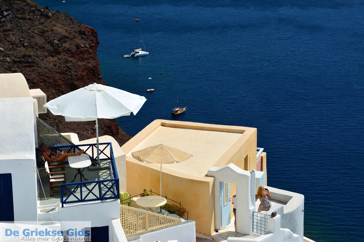 foto Oia Santorini | Cycladen Griekenland | Foto 1038
