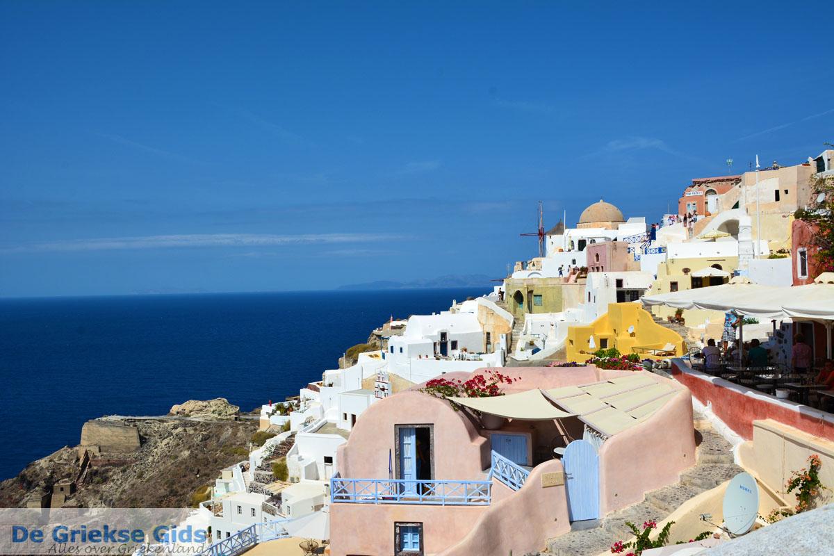 foto Oia Santorini | Cycladen Griekenland | Foto 1044