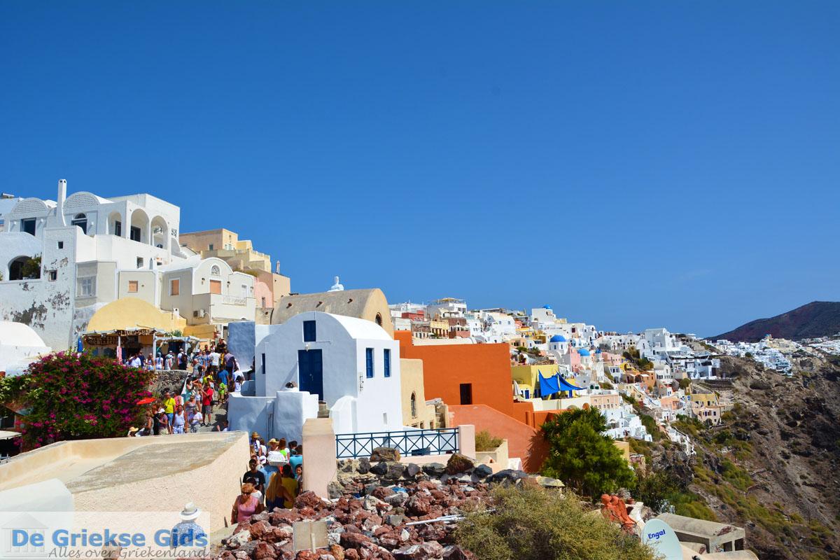 foto Oia Santorini | Cycladen Griekenland | Foto 1048