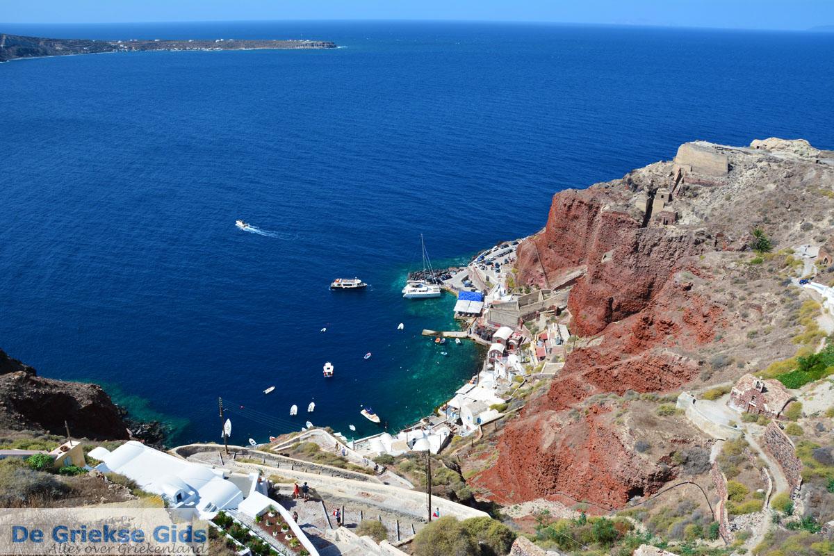 foto Oia Santorini | Cycladen Griekenland | Foto 1060