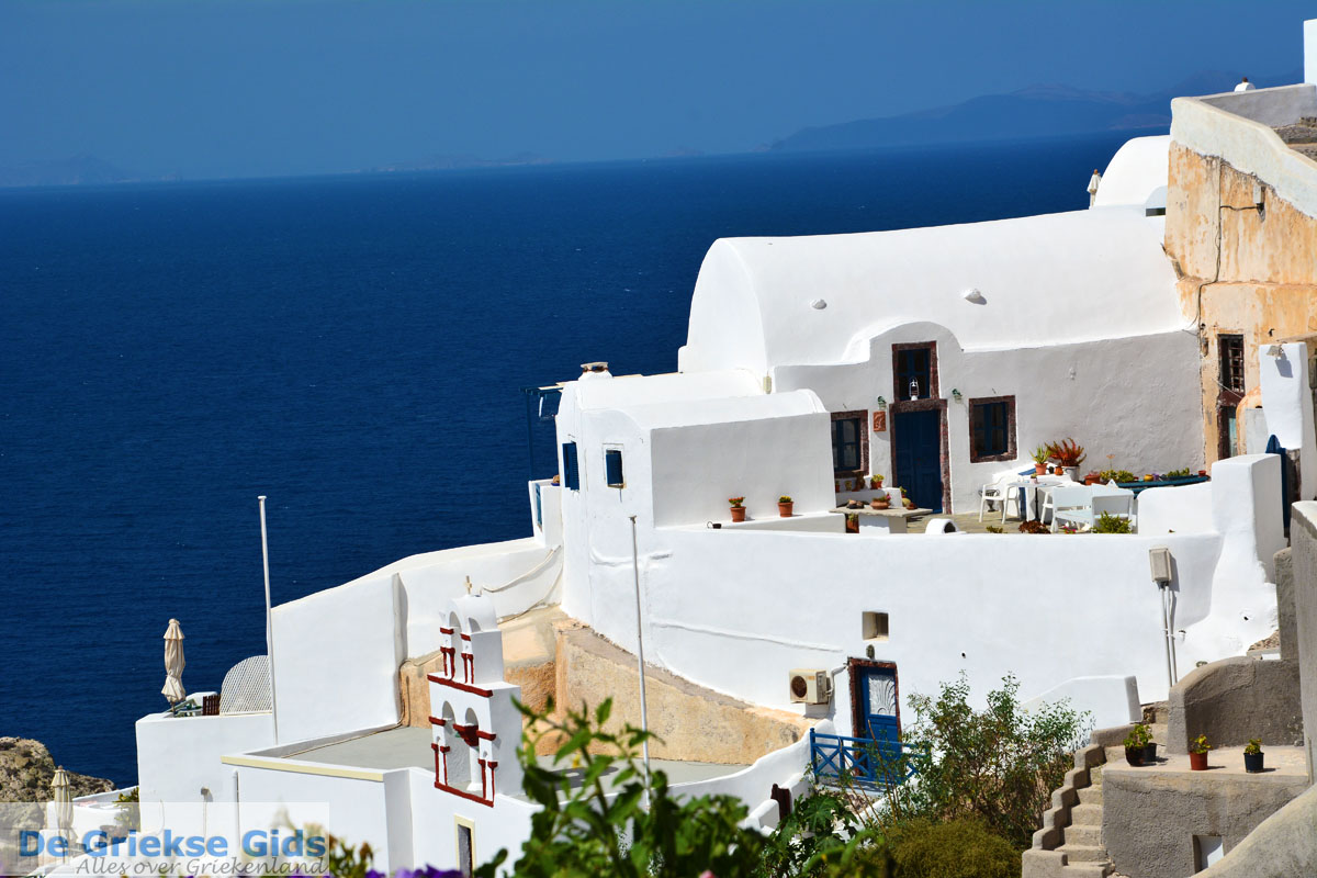 foto Oia Santorini | Cycladen Griekenland | Foto 1078