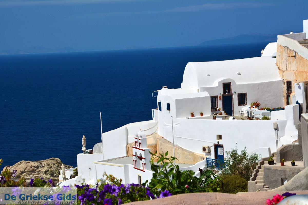 foto Oia Santorini   Cycladen Griekenland   Foto 1079