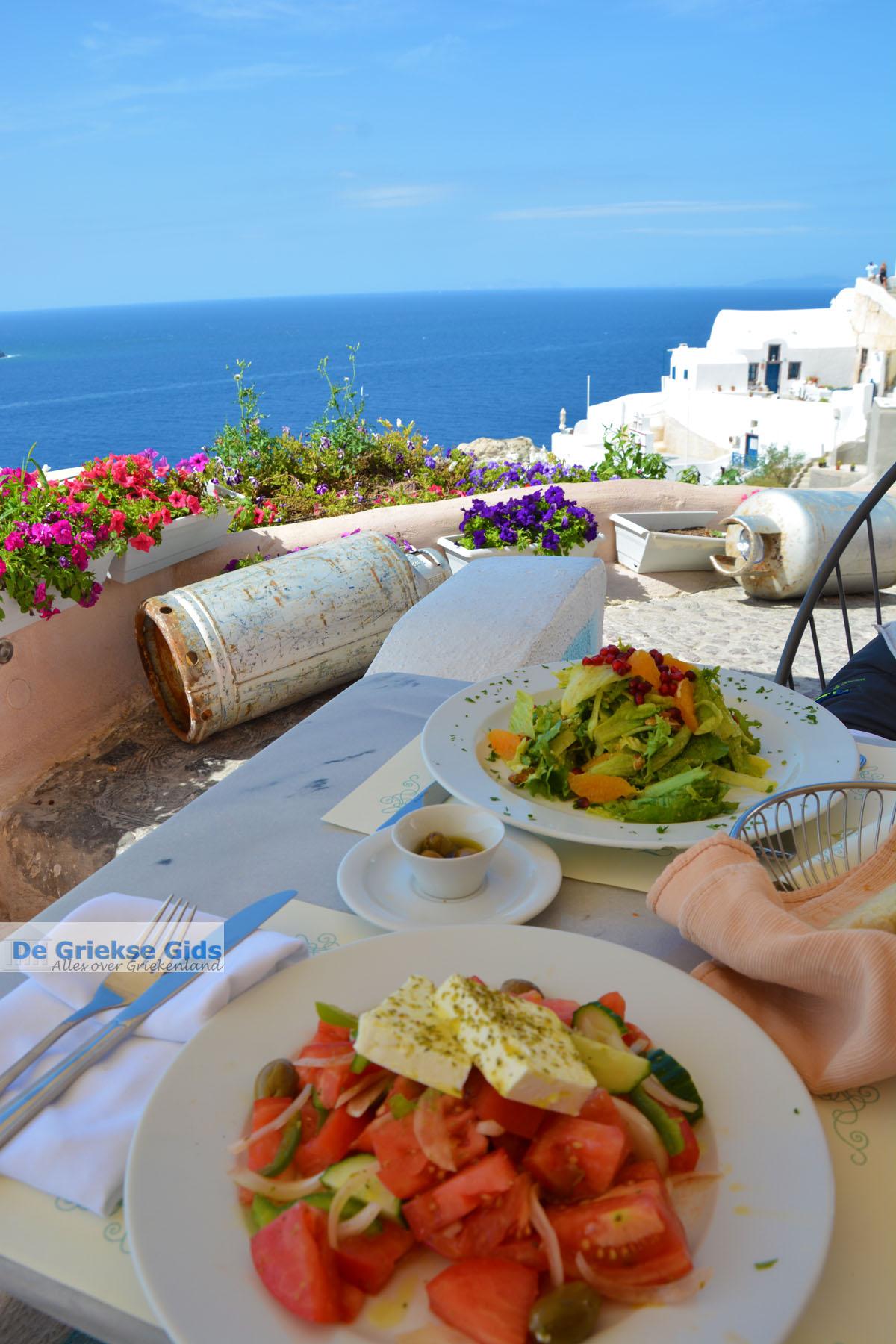 foto Oia Santorini | Cycladen Griekenland | Foto 1080