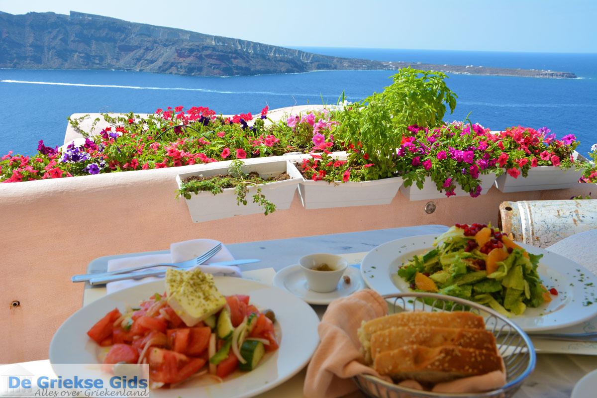 foto Oia Santorini   Cycladen Griekenland   Foto 1081