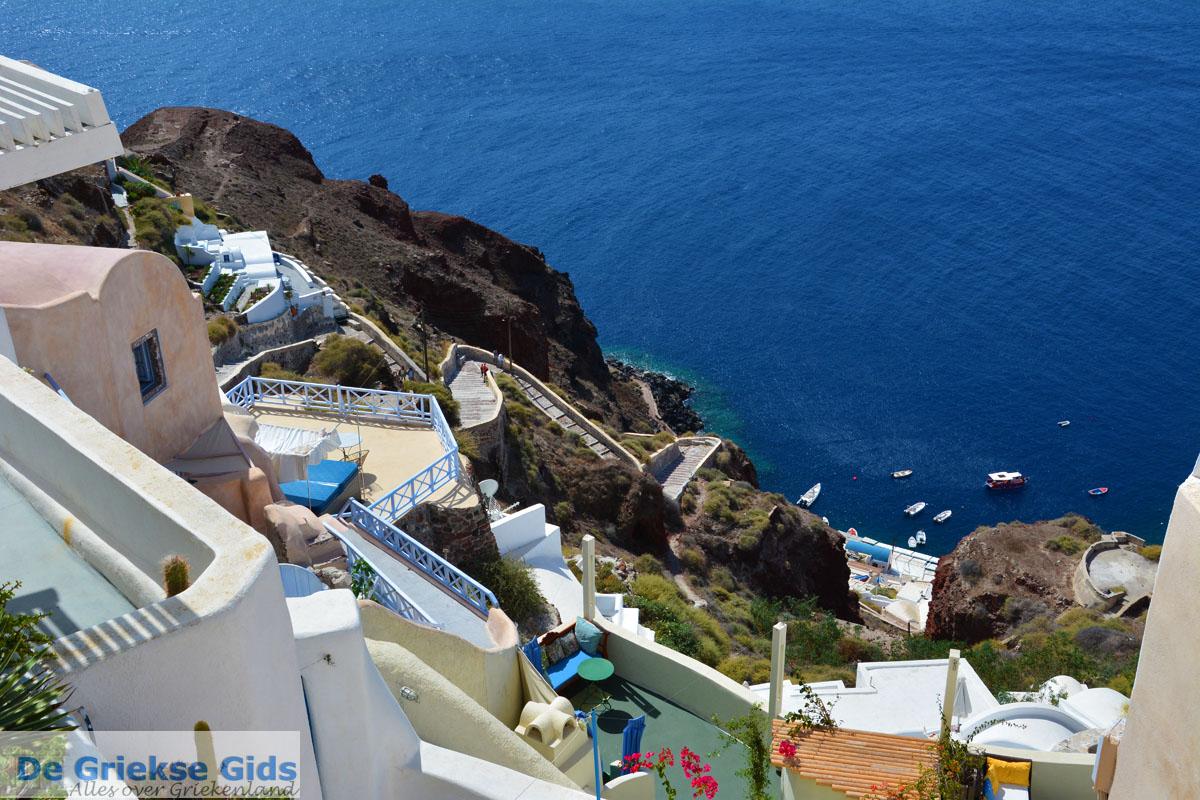 foto Oia Santorini | Cycladen Griekenland | Foto 1087