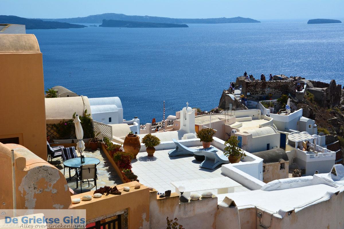 foto Oia Santorini | Cycladen Griekenland | Foto 1095