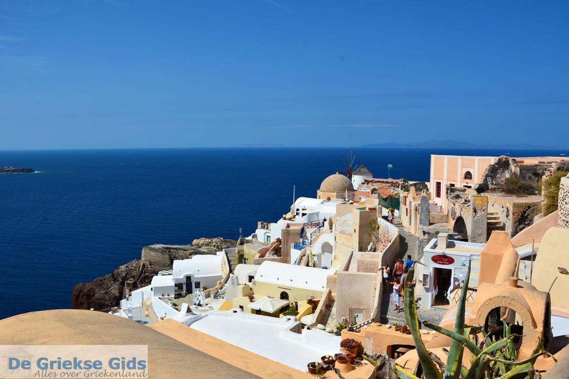 foto Oia Santorini | Cycladen Griekenland | Foto 1096