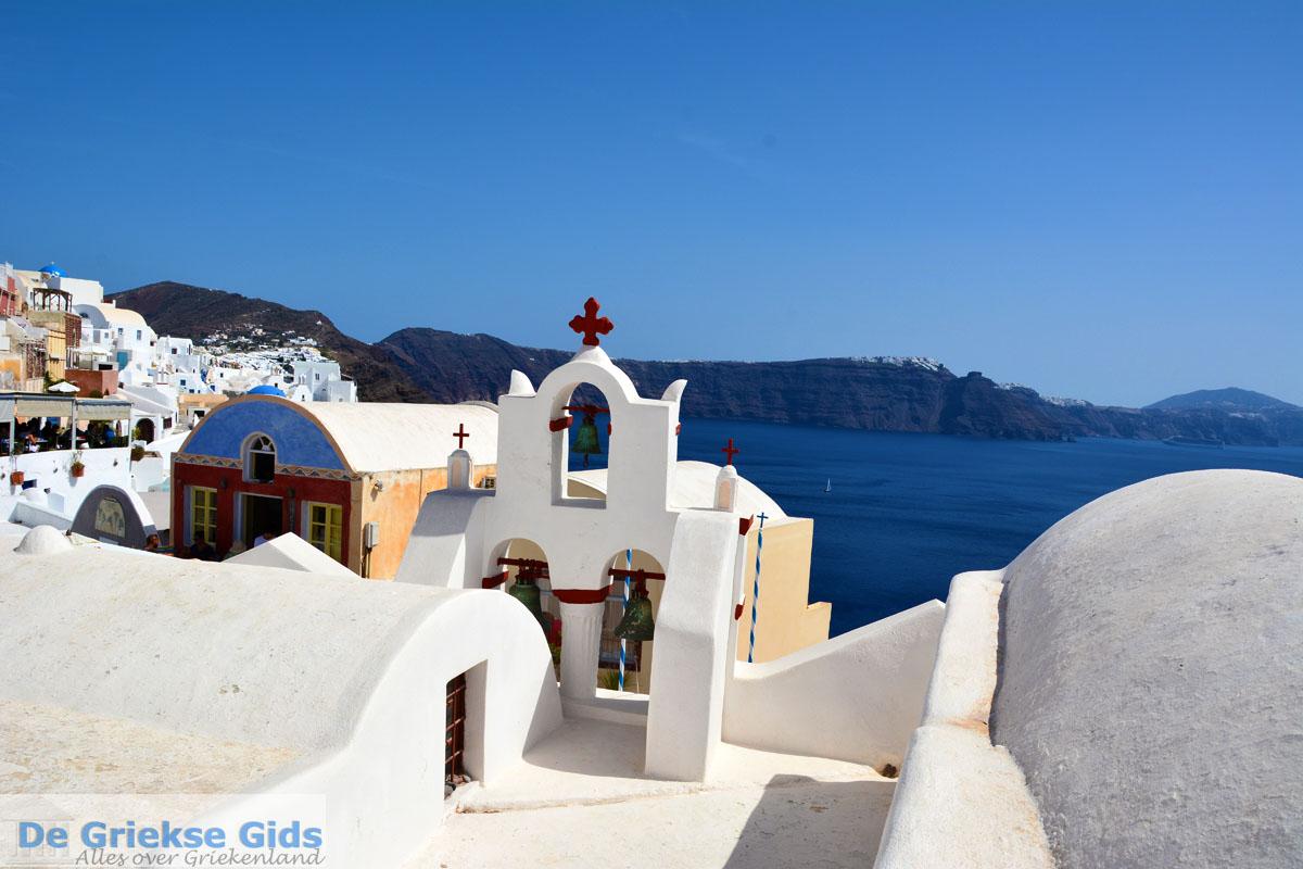 foto Oia Santorini | Cycladen Griekenland | Foto 1097