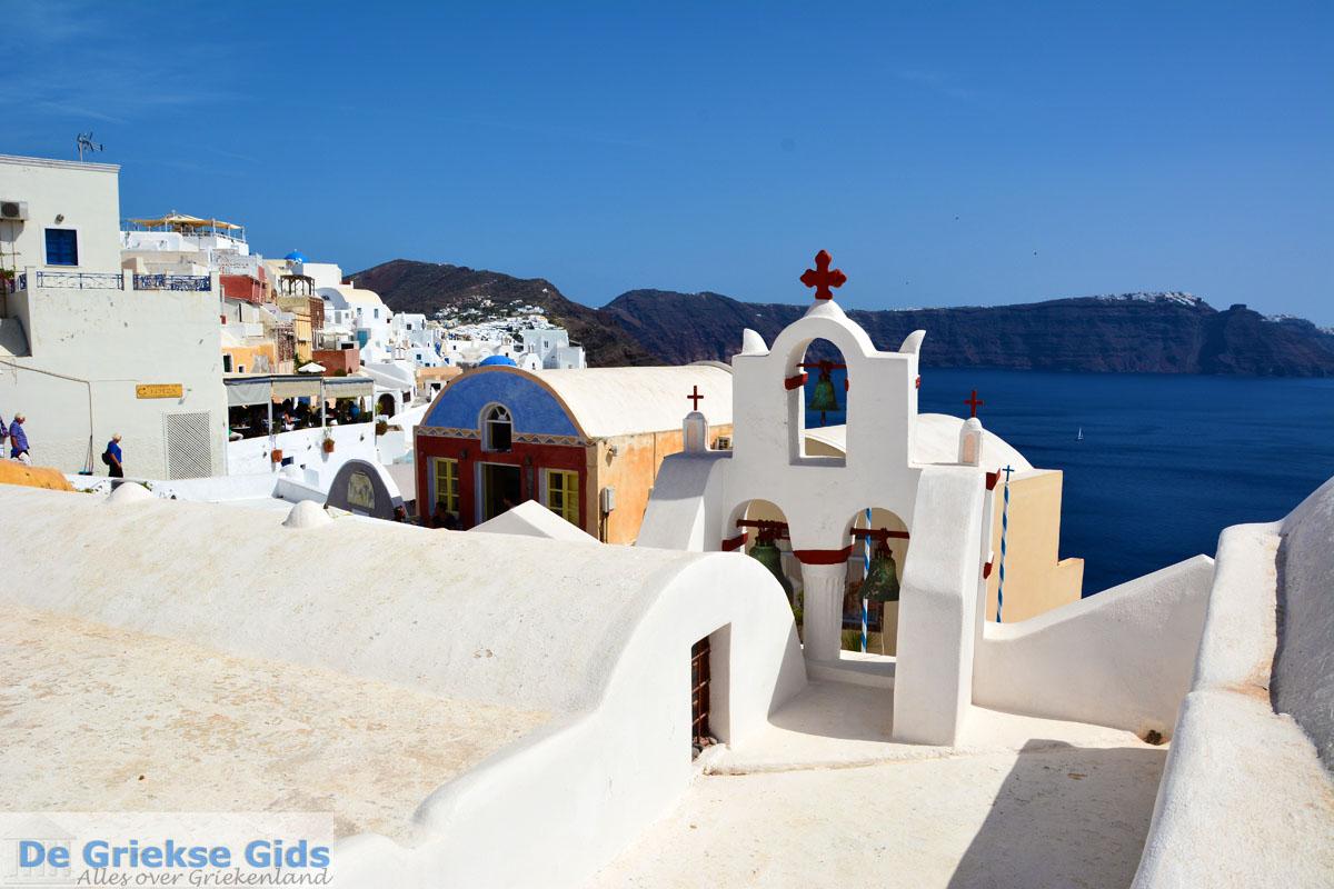 foto Oia Santorini   Cycladen Griekenland   Foto 1098