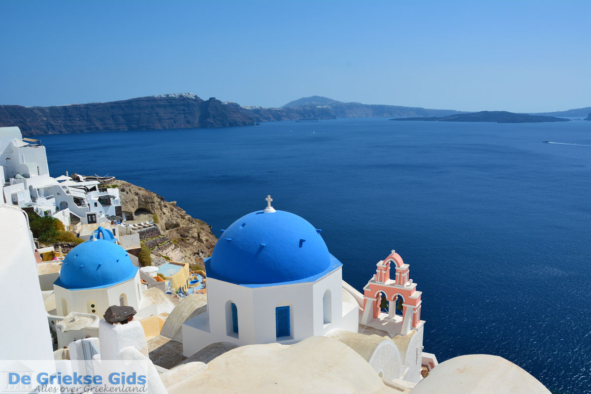 foto Oia Santorini | Cycladen Griekenland | Foto 1105