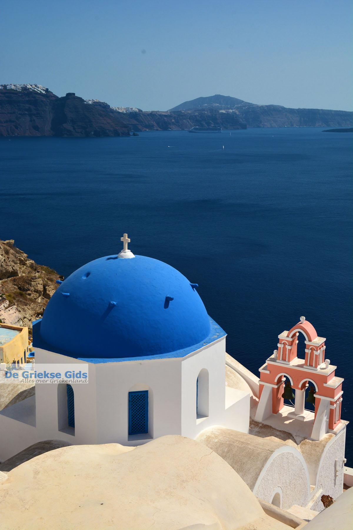 foto Oia Santorini | Cycladen Griekenland | Foto 1112