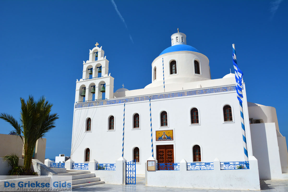 foto Oia Santorini | Cycladen Griekenland | Foto 1120