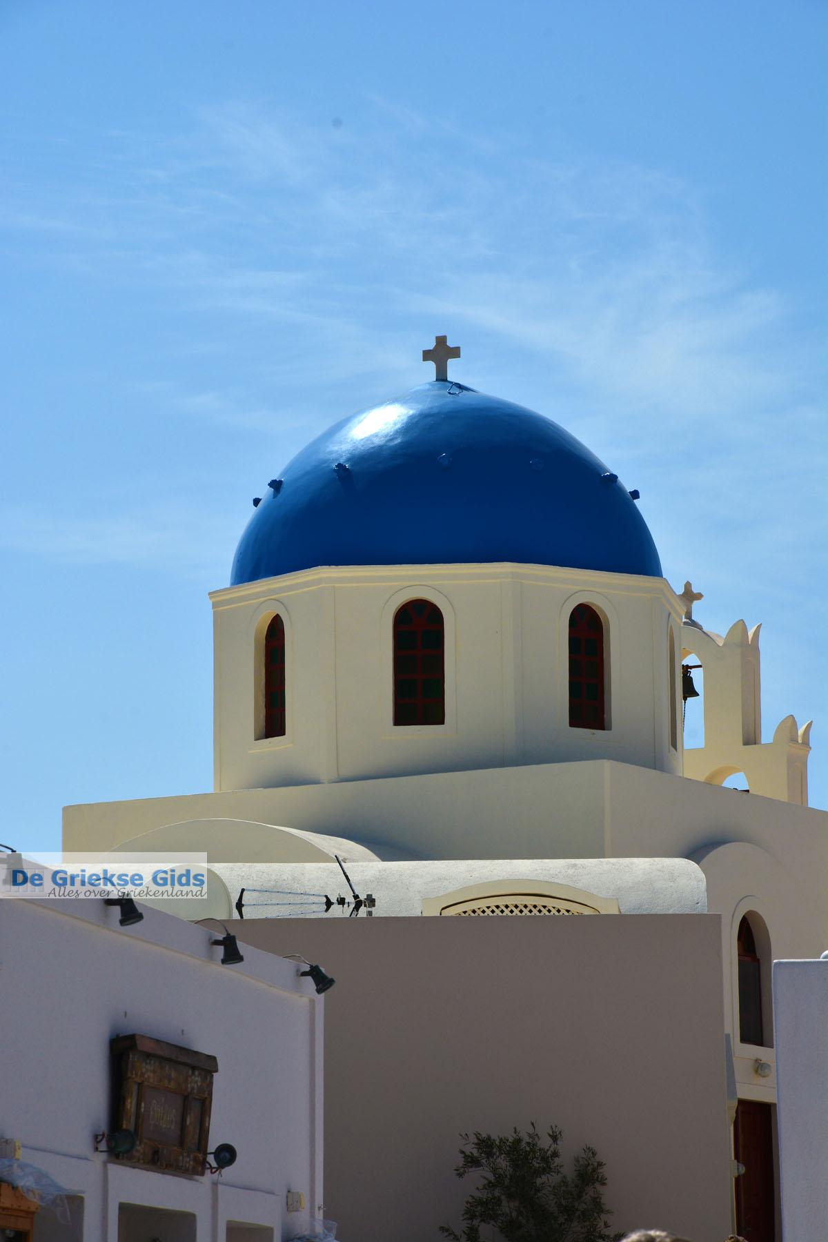 foto Oia Santorini | Cycladen Griekenland | Foto 1124