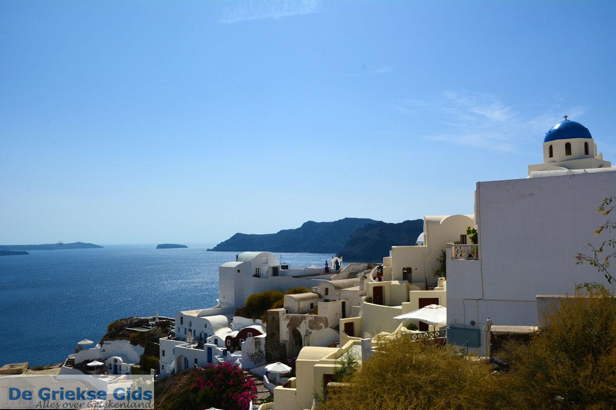 foto Oia Santorini   Cycladen Griekenland   Foto 1125