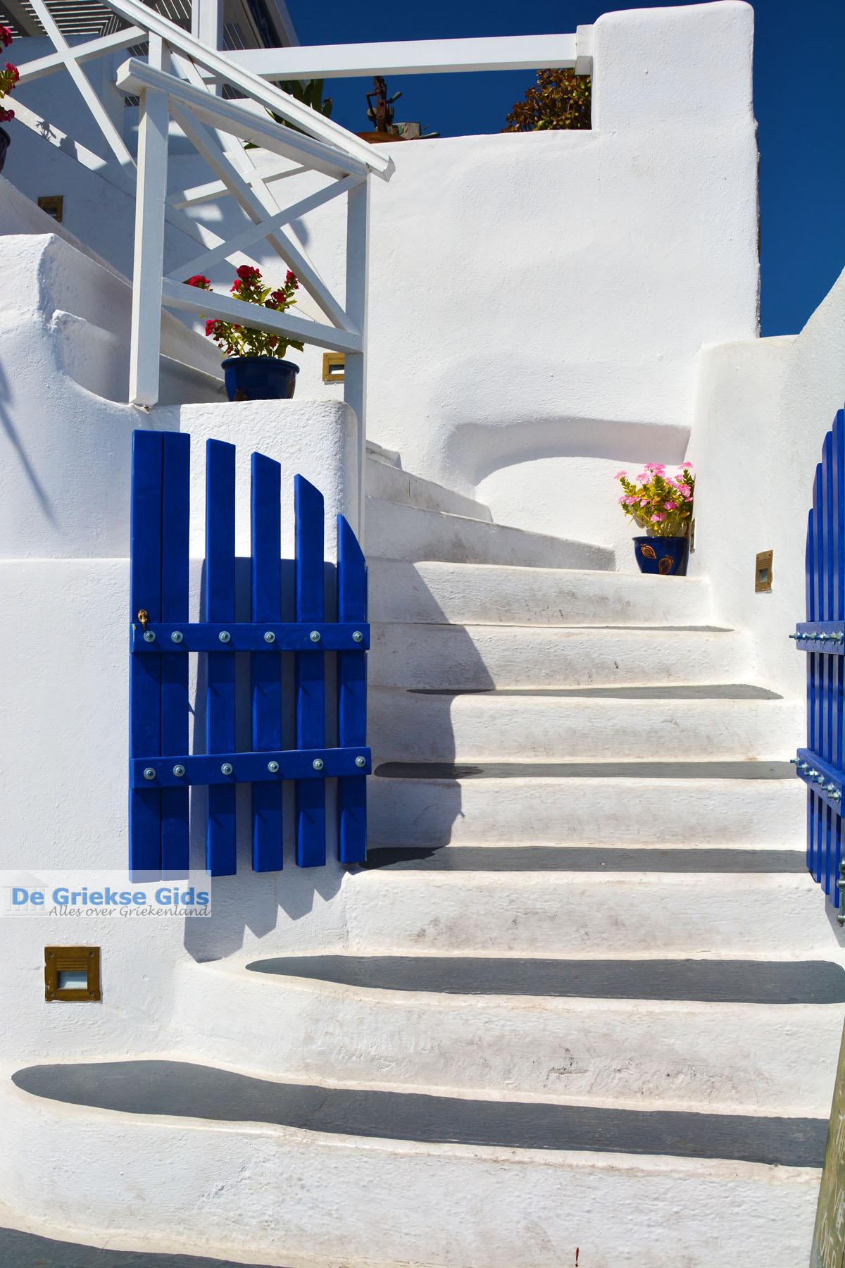 foto Oia Santorini   Cycladen Griekenland   Foto 1130