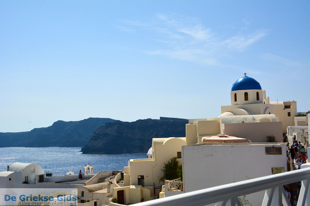 foto Oia Santorini | Cycladen Griekenland | Foto 1132