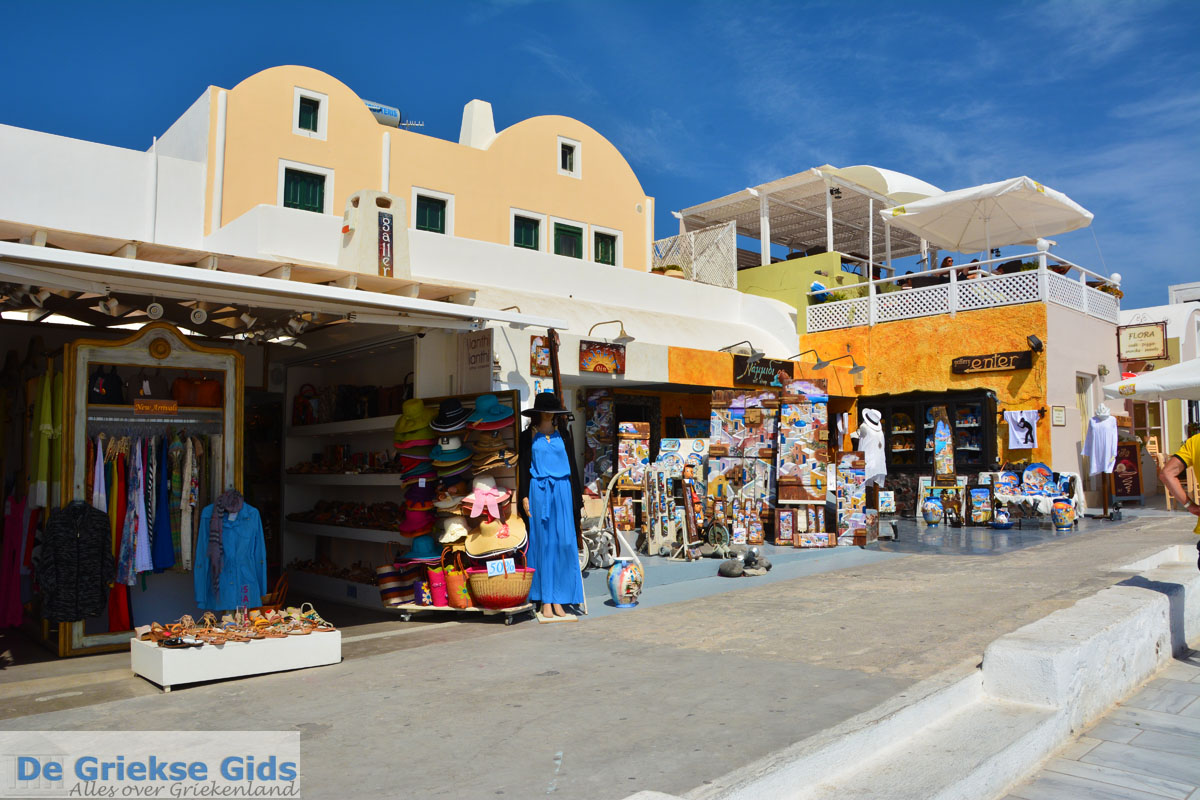 foto Oia Santorini | Cycladen Griekenland | Foto 1138