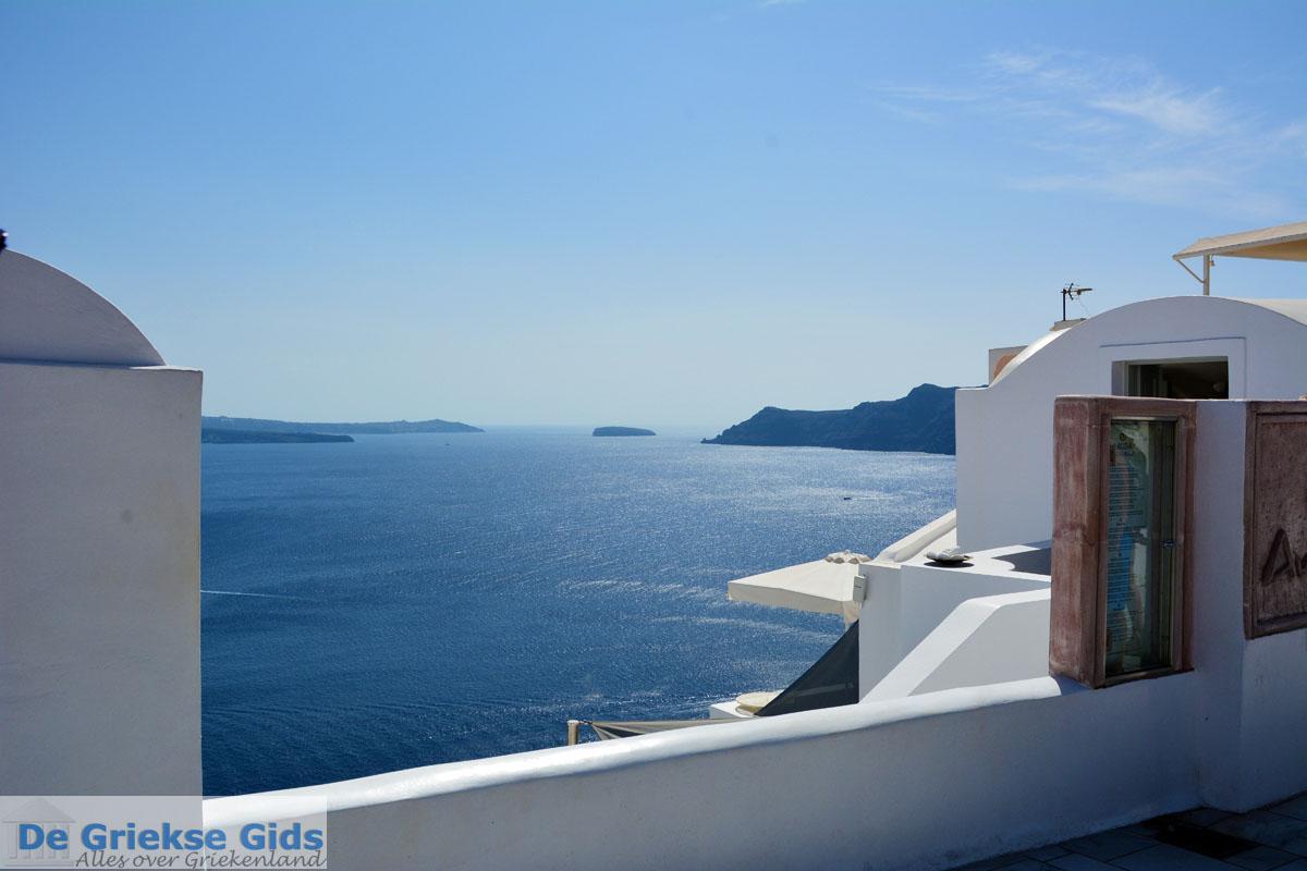 foto Oia Santorini   Cycladen Griekenland   Foto 1144