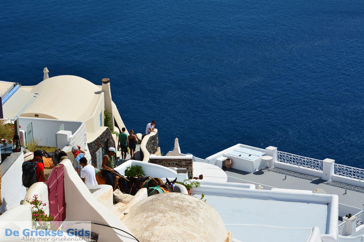 foto Oia Santorini | Cycladen Griekenland | Foto 1146