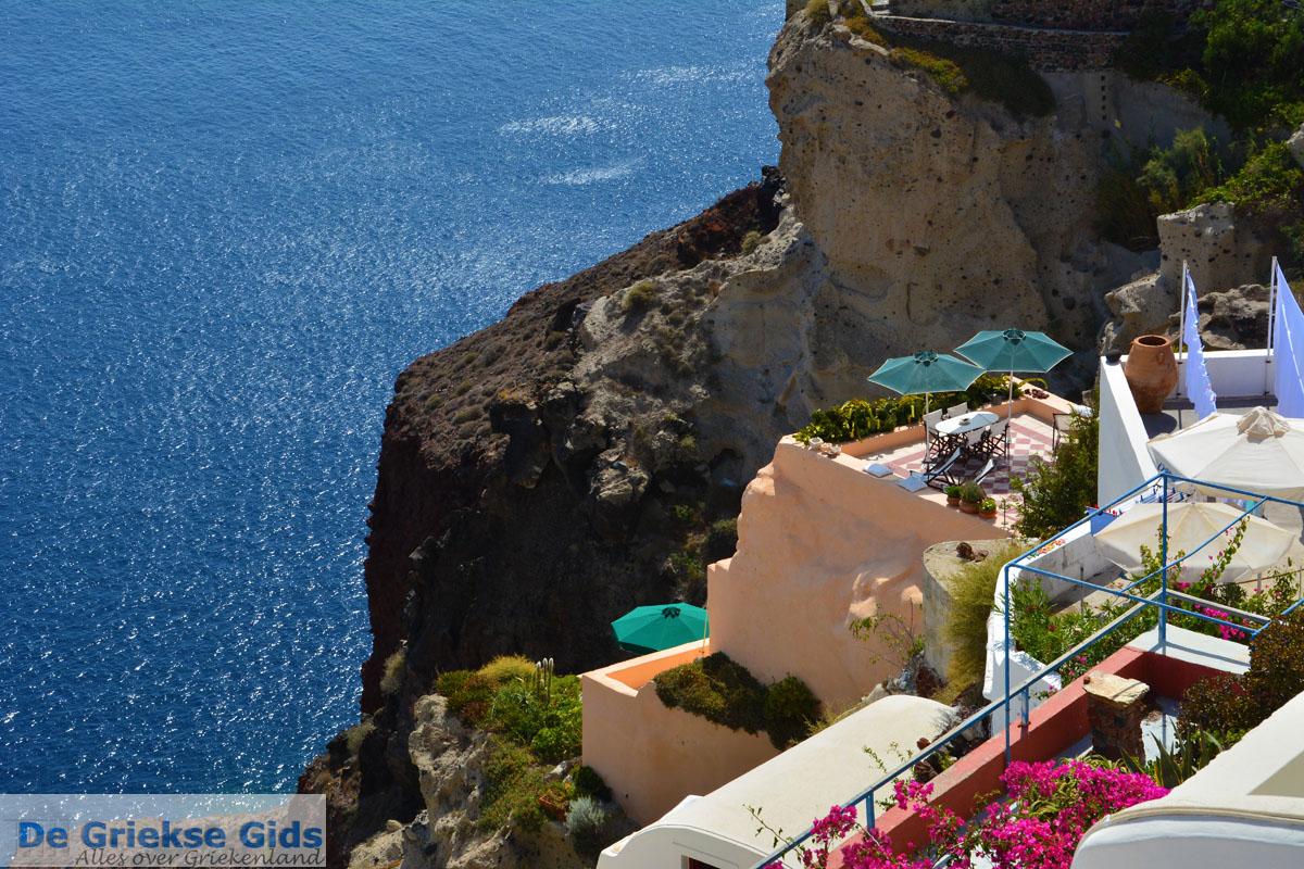 foto Oia Santorini   Cycladen Griekenland   Foto 1149