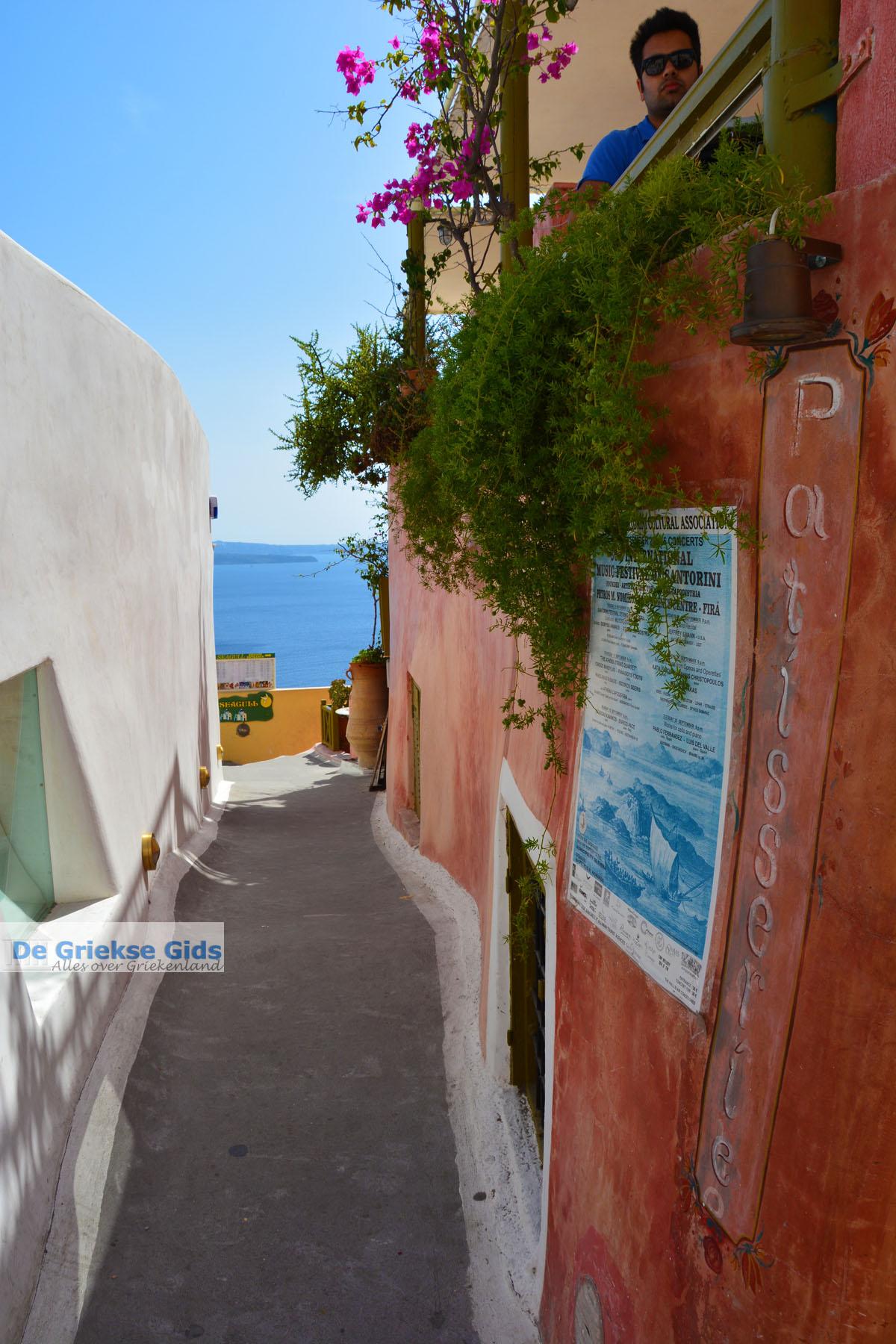 foto Oia Santorini | Cycladen Griekenland | Foto 1156