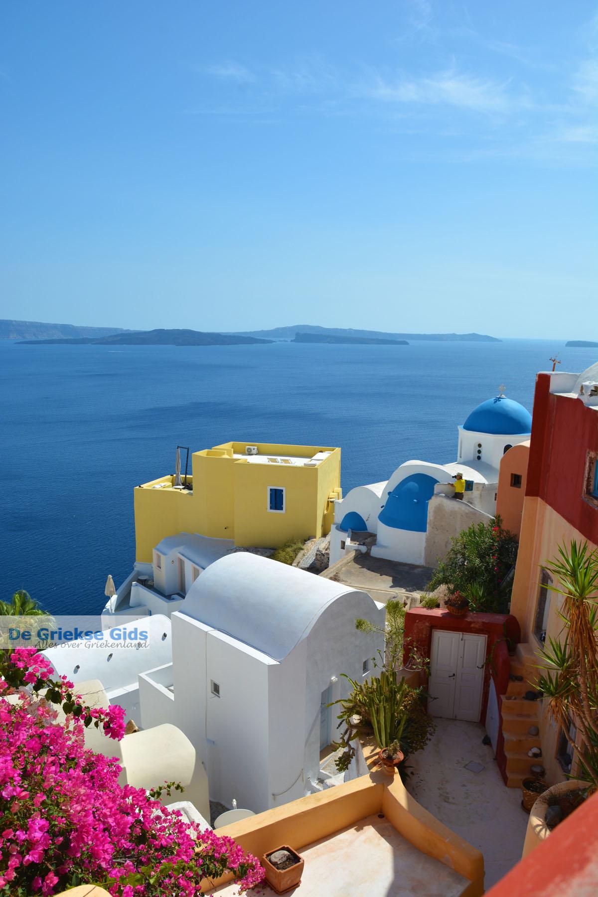 foto Oia Santorini | Cycladen Griekenland | Foto 1178