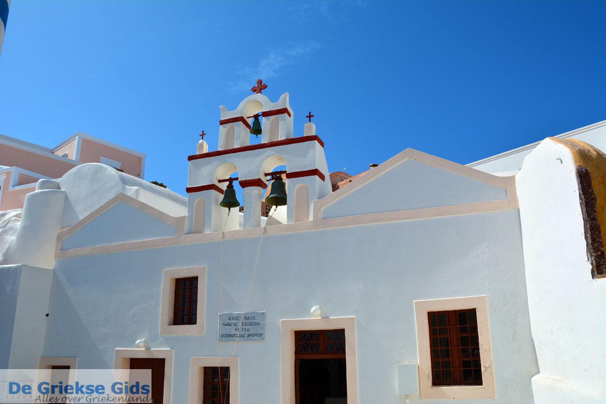foto Oia Santorini | Cycladen Griekenland | Foto 1180