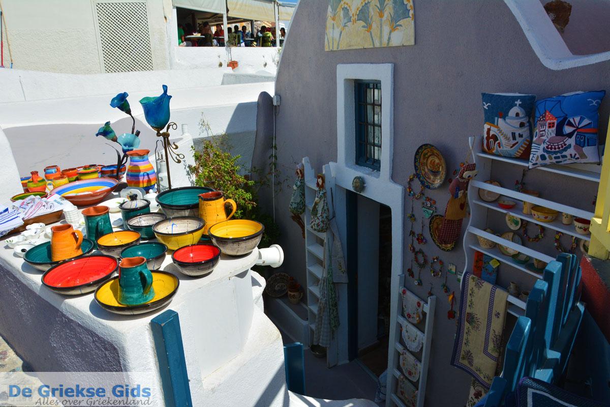 foto Oia Santorini | Cycladen Griekenland | Foto 1181