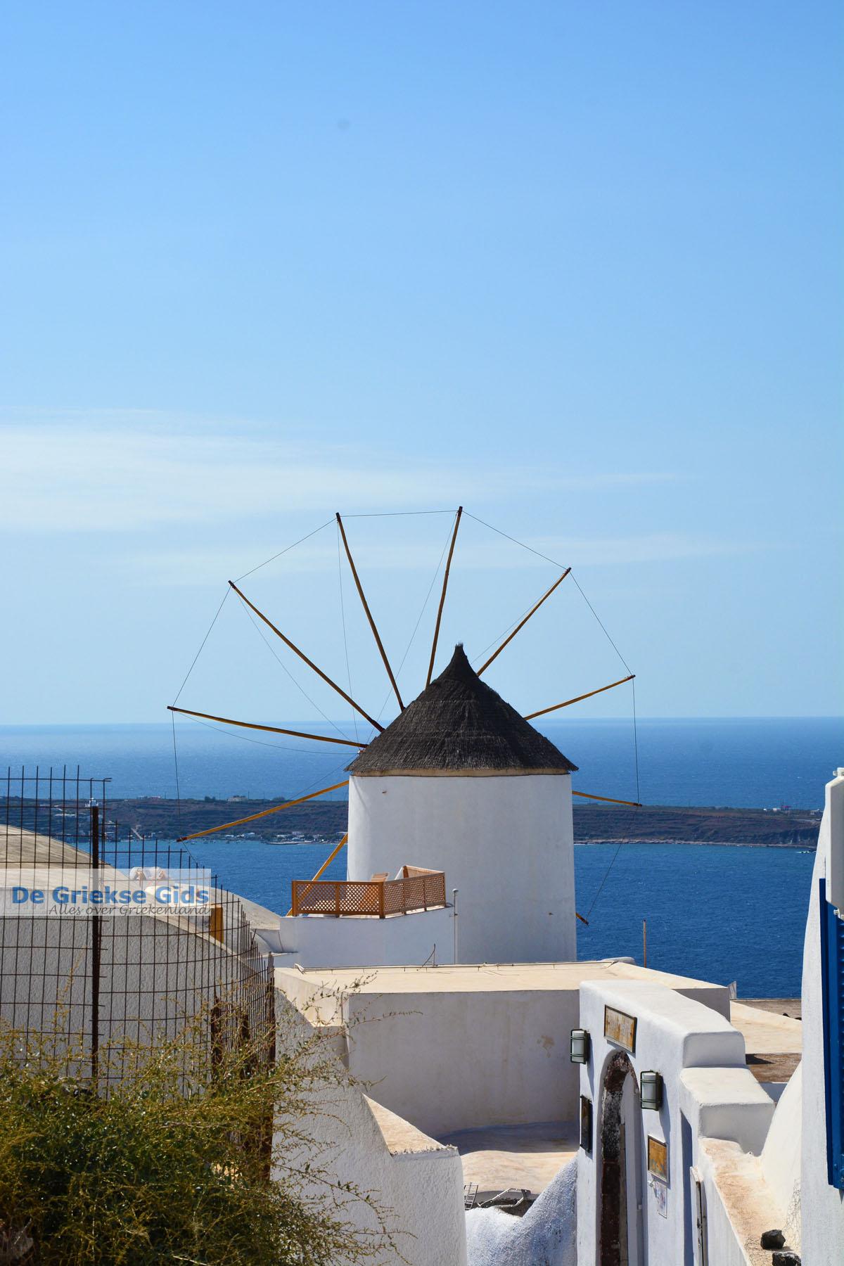 foto Oia Santorini | Cycladen Griekenland | Foto 1190