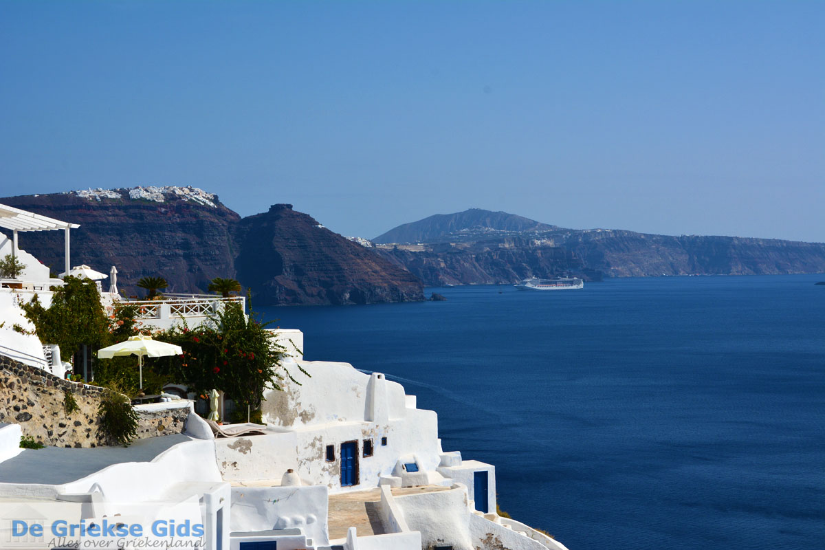 foto Oia Santorini | Cycladen Griekenland | Foto 1198