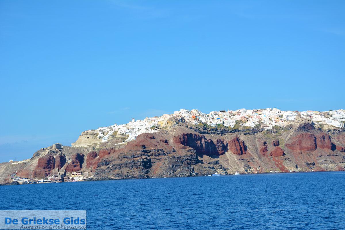 foto Oia Santorini | Cycladen Griekenland | Foto 1204
