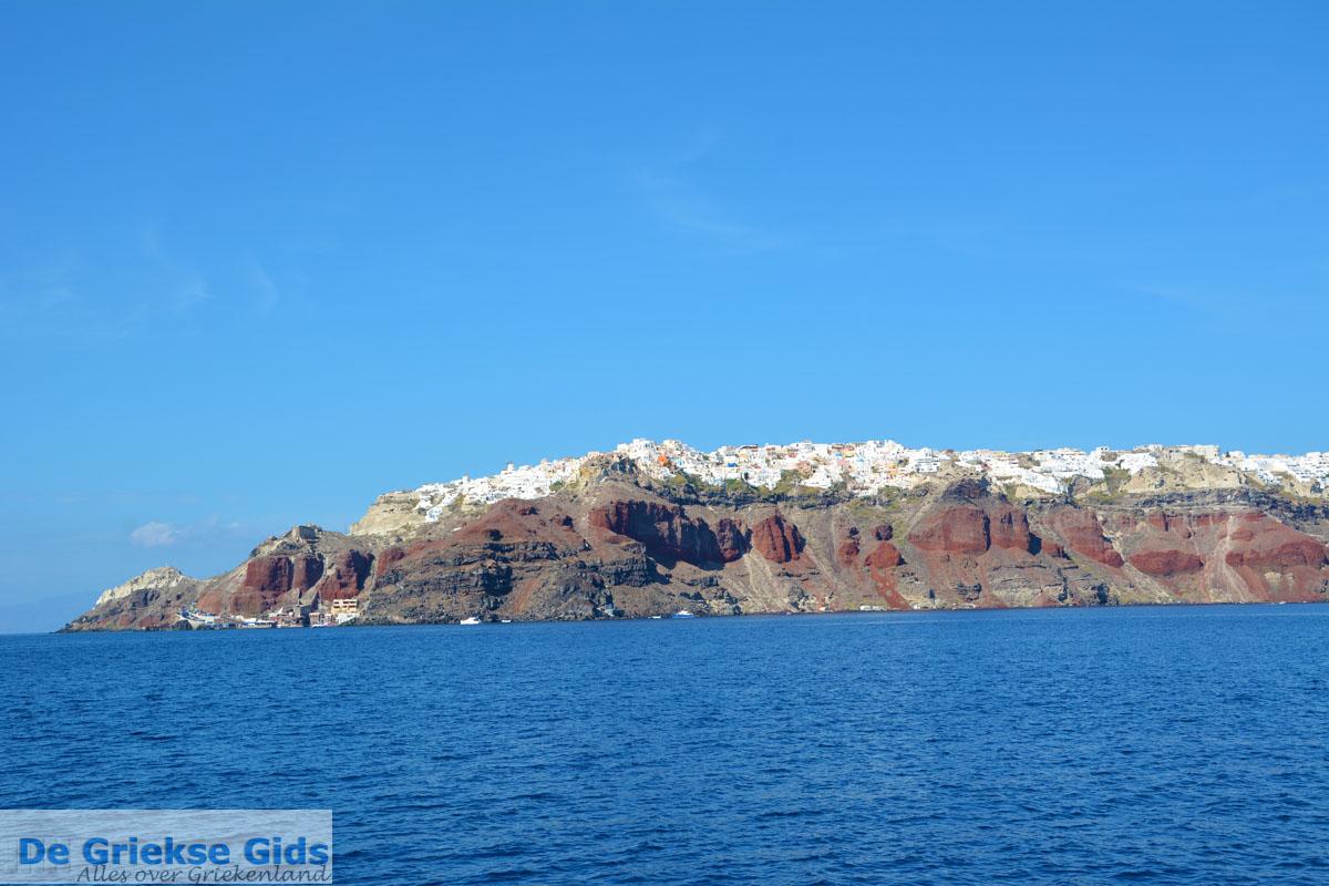 foto Oia Santorini | Cycladen Griekenland | Foto 1206