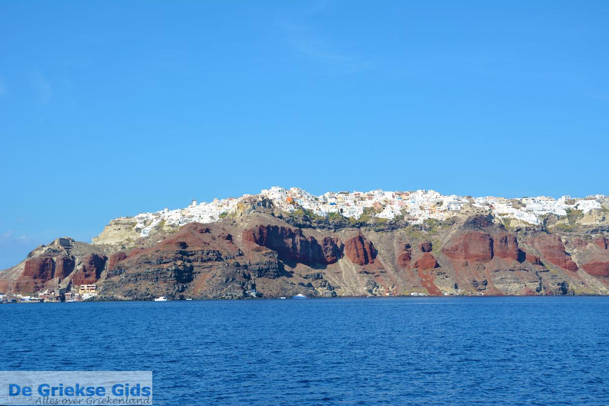 foto Oia Santorini   Cycladen Griekenland   Foto 1207